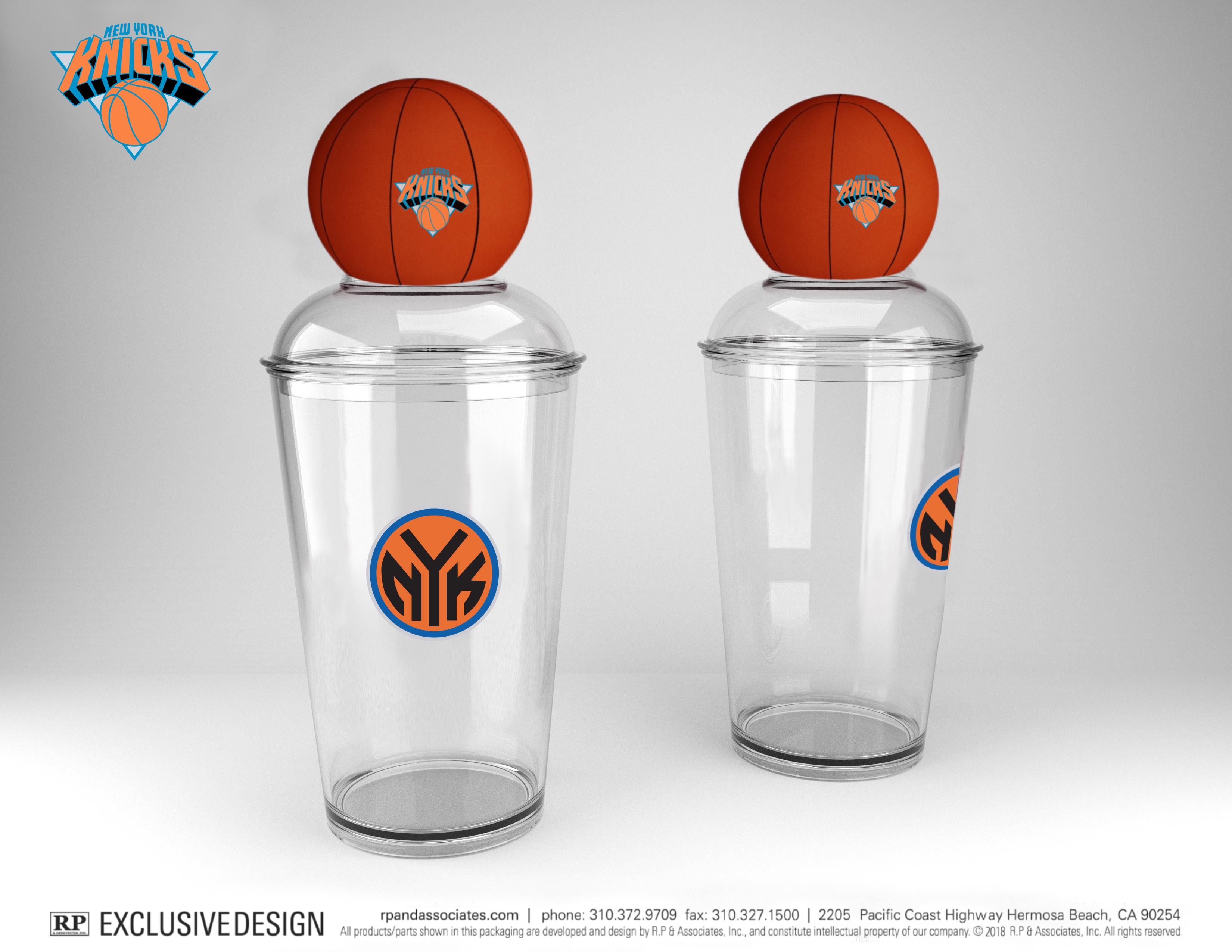 basketball shaker