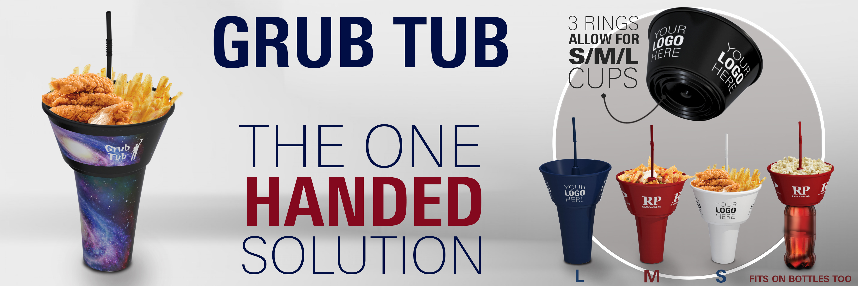 The Grub Tub Grab & Go Upseller