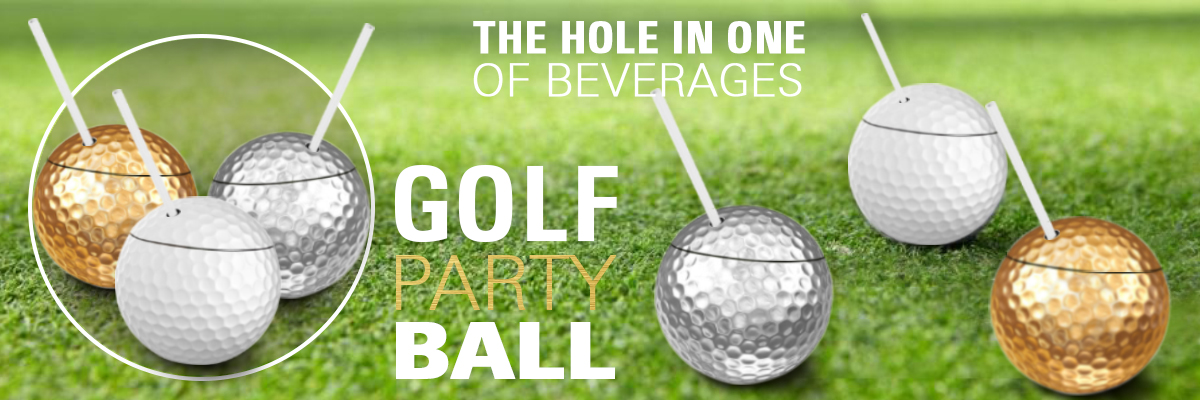 Golf Party Balls