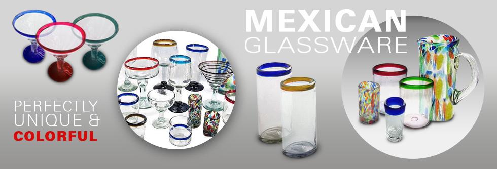 mexican glassware