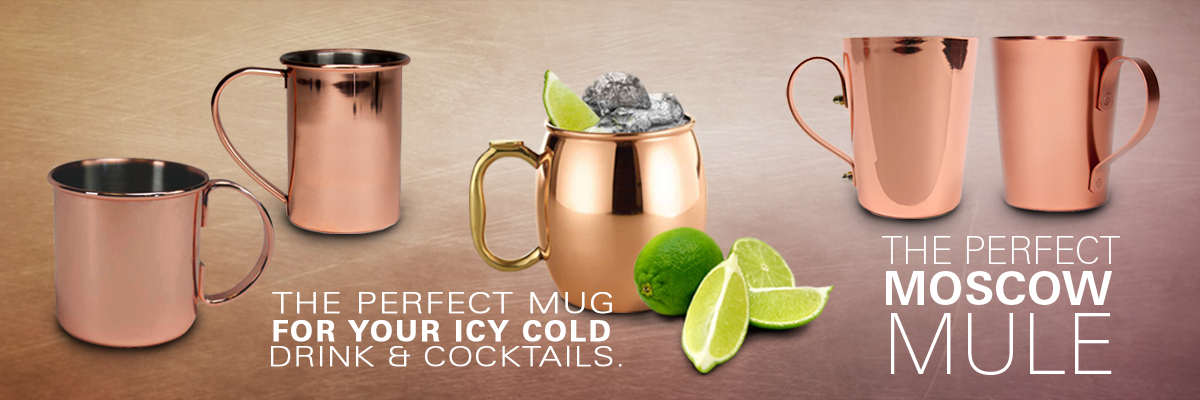 Moscow Mule Mugs Wholesale